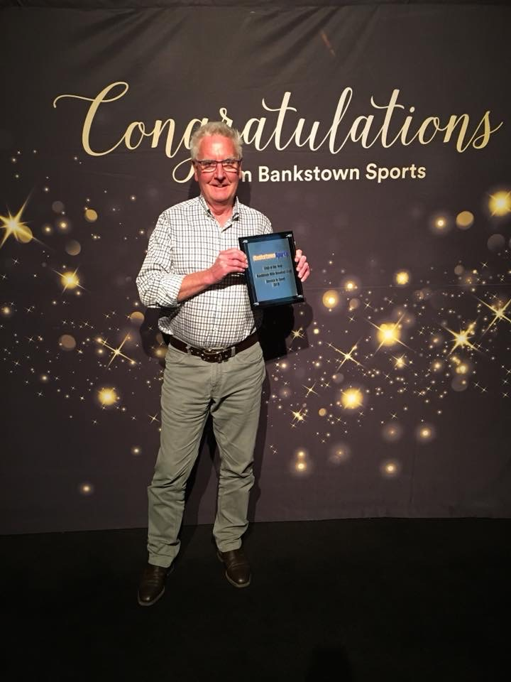 Baulkham Hills Baseball - 2019 Club of the Year